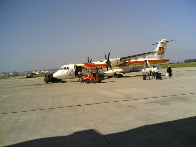 Avions emprats a les Balears